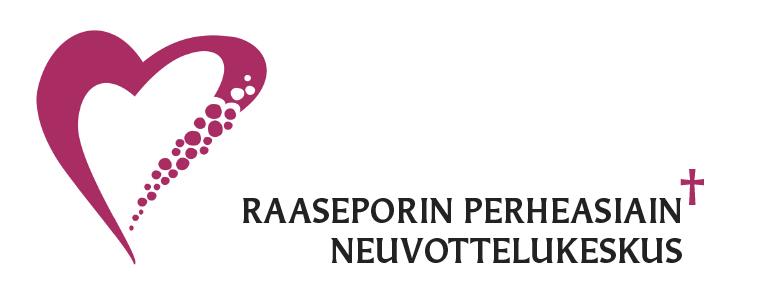 Raaseporin perheasiain neuvottelukeskuksen logo
